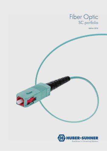 Fiber Optic - SC portfolio