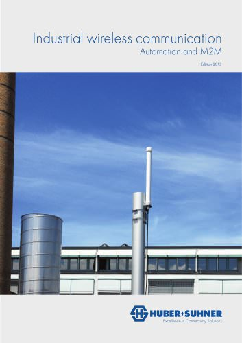 Industrial wireless communication - Automation and M2M