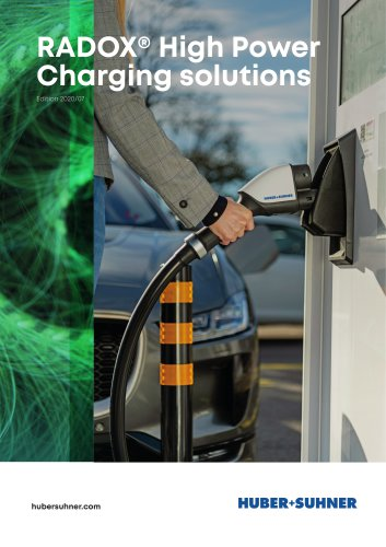 RADOX® High Power Charging solutions