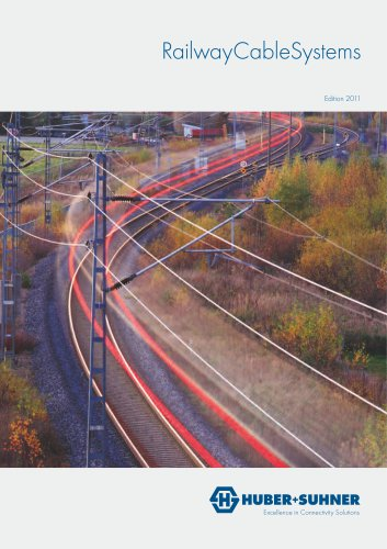 Railway cable systems - Overview