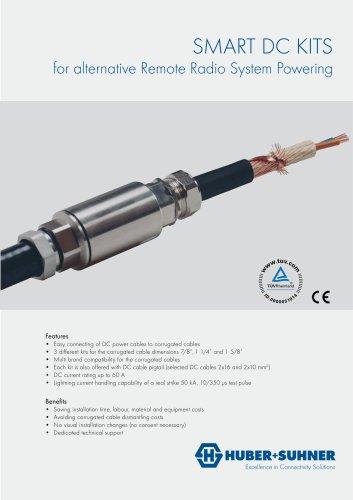 SMART DC KITS - for alternative Remote Radio System Powering