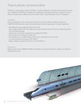 Train-to-Shore Communication - Railway Antennas - 4