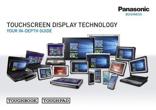 Touchscreen Display Brochure 2016 v7 0