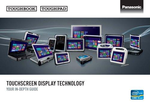 Touchscreen Display Technology