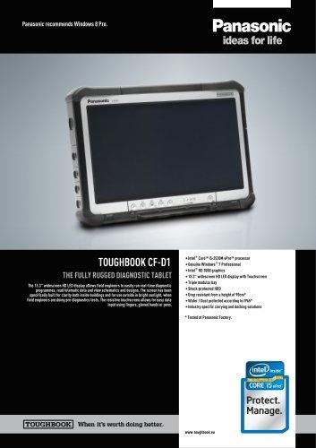 Toughbook CF-D1