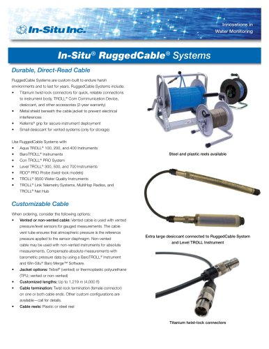 RuggedCable System