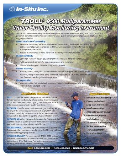 TROLL 9500 Brochure