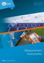 2020 Measurement instruments
