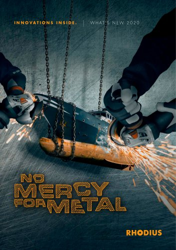 NO MERCY FOR METAL