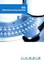 DSC PT1000 - Differential Scanning Calorimeter