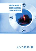 L78 Rita Quenching and Deformation Dilatometer