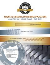 Magnetic Shielding for Wiring Applications