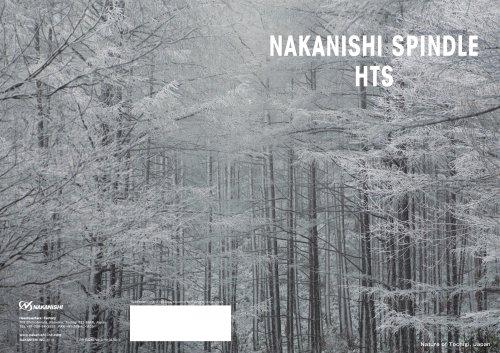 NAKANISHI SPINDLE HTS