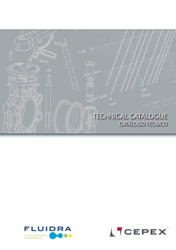 Complete Technical Catalogue