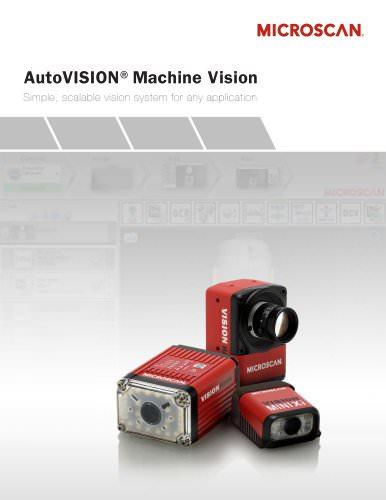 AutoVISION Machine Vision
