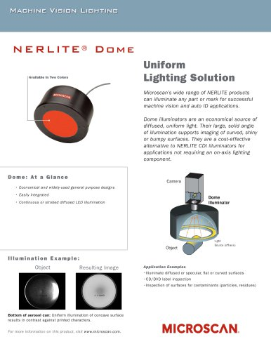 Dome Illuminators