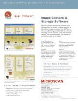 EZ Trax Image Capture & Storage Software - 1