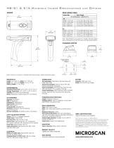 HS-51X Wireless DPM Reader - 2
