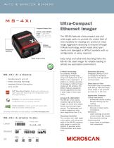 MS-4Xi Ultra-Compact Ethernet Imager - 1