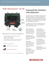 MS-Connect 210 Connectivity Solution with Ethernet - 1