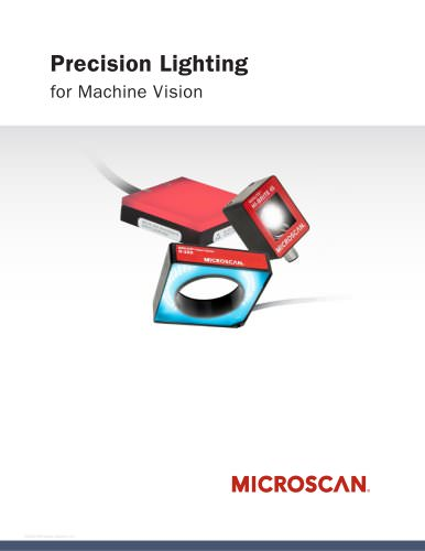 Nerlite Machine Vision Lighting