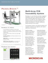PanelScan PCB Traceability System - 1