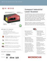QX-830 Industrial Barcode Scanner - 1