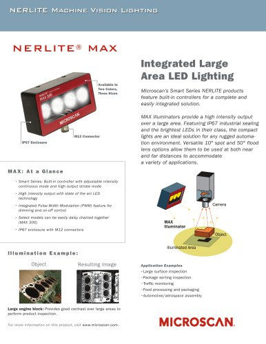 Smart Series MAX Illuminators