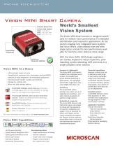 Vision MINI Smart Camera - 1