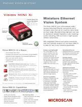 Vision MINI Xi Smart Camera - 1
