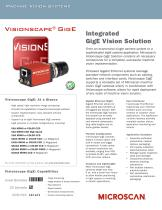 Visionscape® GigE Integrated Vision Solution - 1