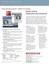Visionscape® Machine Vision Software - 1