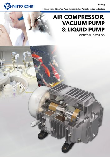 MAIN CATALOGUE PUMPS & AIR COMPRESSORS