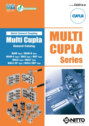 MULTI CUPLA CATALOGUE