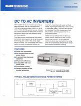 DC-AC Inverters - 1