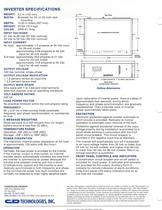 DC-AC Inverters - 2