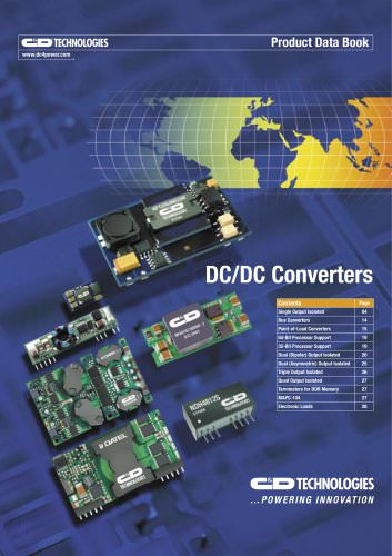 DC/DC Databook