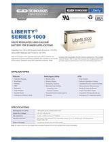 LIBERTY® Series 1000 - 1