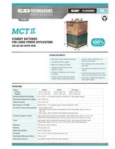 MCT II Batteries - 1