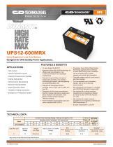 UPS High Rate Max Series - 1