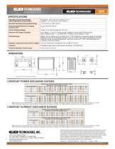 UPS High Rate Max Series - 2
