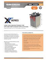 XT® Series and XT Plus® - 1