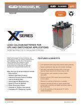 XT® / XT Plus® / XTH series - 1
