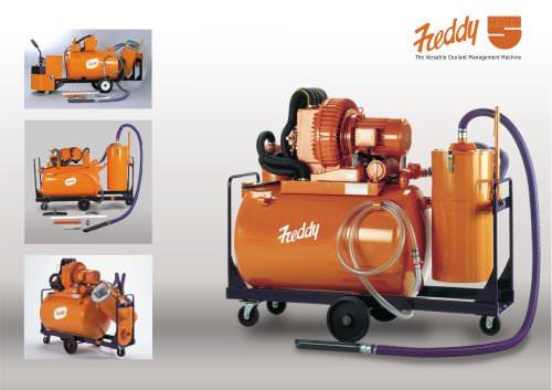 Freddy Battery MK 5 Coolant Vac