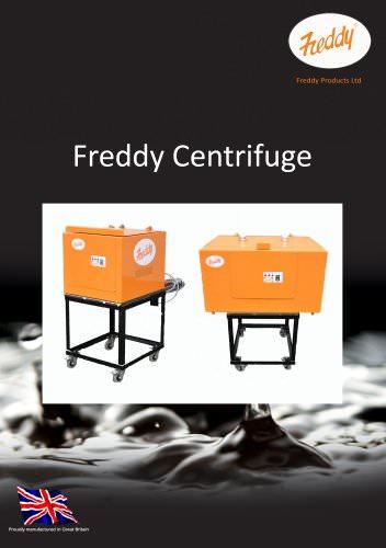 The Freddy Centrifuge