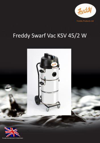 The Freddy Swarf Vac KSV 45/2 W