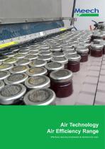Meech Air Technology - Air Efficiency Range