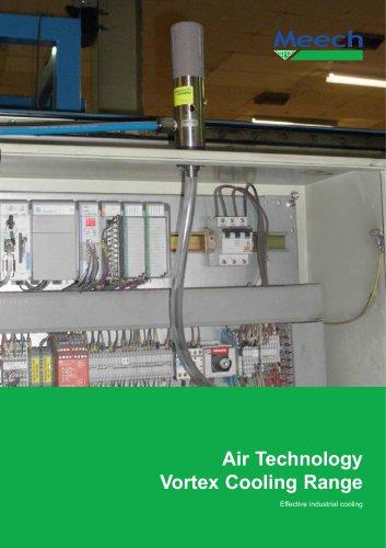 Meech Air Technology - Vortex Cooling Range