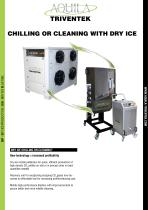 DI chilling or cleaning