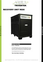 RECOVERY UNIT RE80